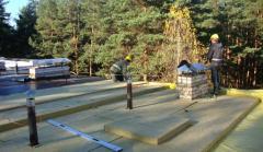 Ремонт и теплоизоляция крыш