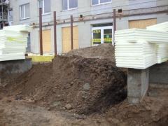 Теплоизоляция фасадов зданий и внутренних помещений