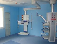 Монтаж специализированного медицинского оборудования