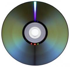 Запись на CD/ DVD