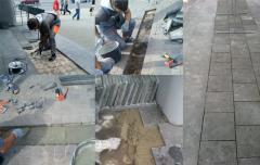Ремонтно-строительные работы и реновация
