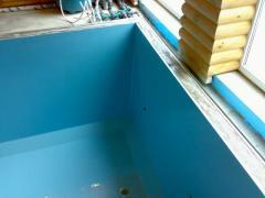Изготовления бассейнов