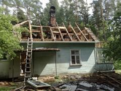 Реновация каркасных домов