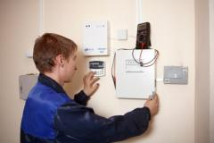 Монтаж систем охранной сигнализации и безопасности
