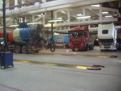 Авторемонт грузовиков