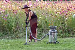 Домашняя работница