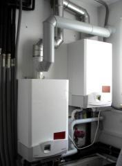Проектирование газового отопления в доме