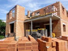 Строительство стен, утепление и декоративная отделка стен